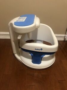 Baby bath seat safety first