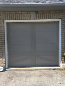 3 Brand New Lower Panels of Insulated Clopay Garage Doors