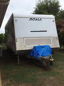 2006 ROMA SOVERIGN CARAVAN Bundaberg East Bundaberg City Preview