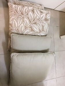 4 cushions Wetherill Park Fairfield Area Preview