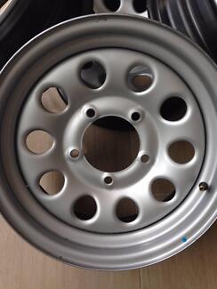 Suzuki Sierra/Jimny Rims