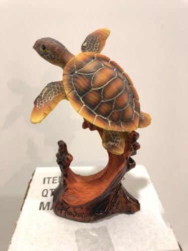 Chiefly Co Hawaii Souvenir Turtle Figure