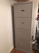 Metal Four Drawer Filing Cabinet Joondalup Joondalup Area Preview