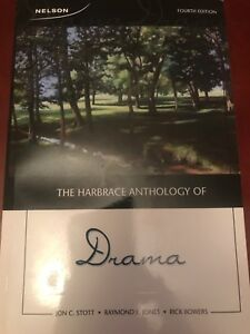 """The Harbrace Anthology of Drama"""