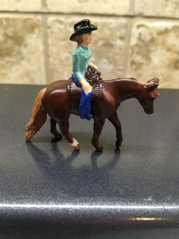 Breyer Mini Whinnies Jog Trot Quarter Horse Mare With Rider 2020