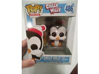 Funko/ 32887/ /Pop.Color Walter Lantz Color Chilly Willy con Pancakes,