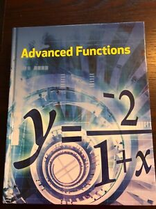 Advanced Functions Textbook