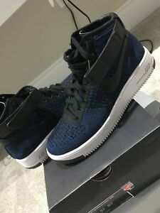 Nike Air Force 1 Flynit Size 8.5