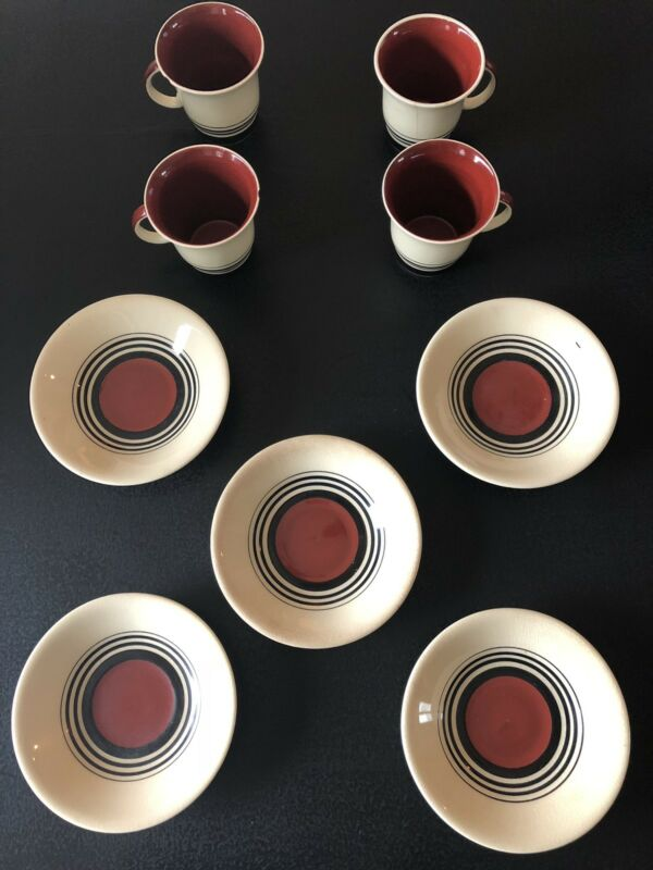 Susie Cooper Tea Set