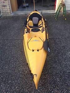 Hobie Revolution 13 fishing kayak for sale Bracken Ridge Brisbane North East Preview