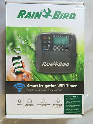 RAIN BIRD ST81-2.0 SMART IRRIGATION WiFi TIMER 8 ZONE BRAND NEW, SEALED