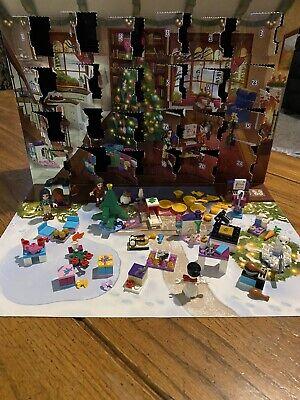 Lego Friends Used Advent Calendar 43111 Minifigures
