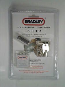 Genuine-Bradley-Doublelock-Lockit1-2-Coupling-lock-for-Cast-hitch-HU3-D201-HU12