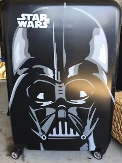 Large Star Wars Suitcase Woy Woy Gosford Area Preview