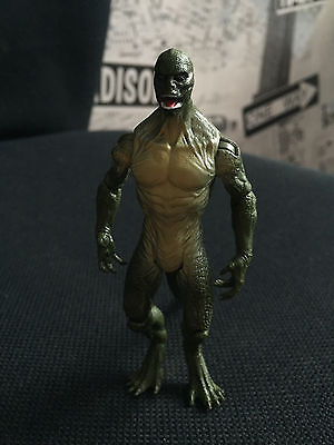 SpiderMan Figur/The Lizard
