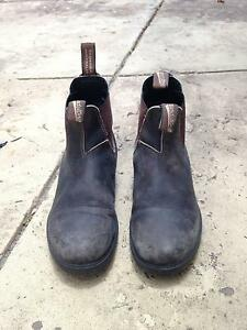 Blundstone Work Boot Mount Hawthorn Vincent Area Preview