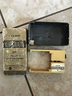 Jelenko Verticulator For Precision Restoration