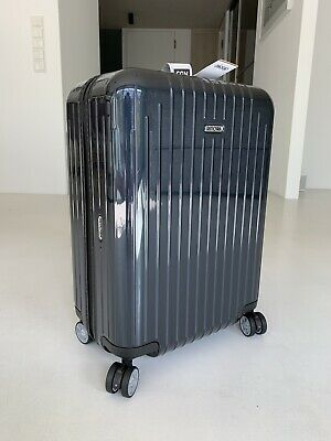 Rimowa Salsa Air IATA Cabin Multiwheel Trolley 55x40x23 cm NEW NAVY BLUE