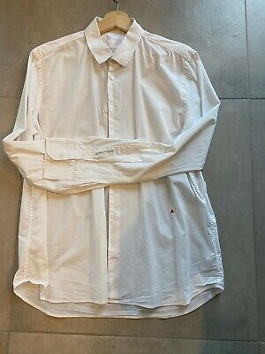2 Chemises Peuterey Blanches Homme XL