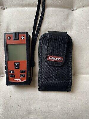 Hilti Pd 40 Laser Range Meter
