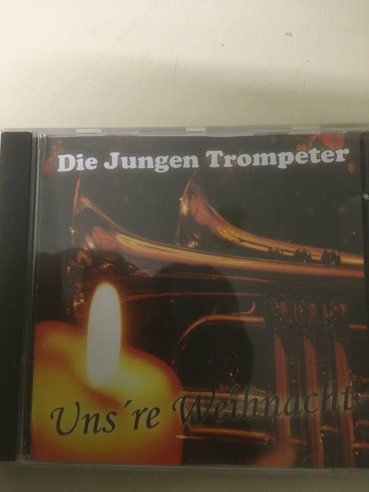 Die Jungen Trompeter Uns`re Weihnachten in Nordrhein-Westfalen - Alsdorf