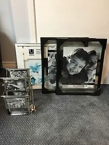 Set of 4 picture frames