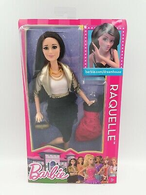 Barbie Life In The Dreamhouse Raquelle doll #Y7441 Hard to Find NEW Mattel 2012
