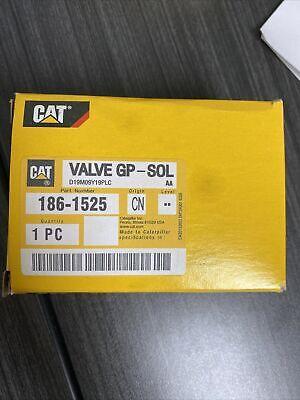 Valve Gp Sol Cat 1861525 186-1585