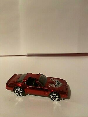Hot Wheels Classics Hot Bird Red