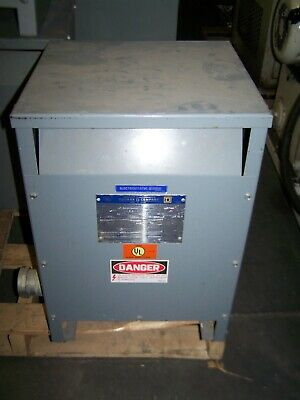 Square D 15 Kva Transformer 15s7his