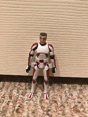 Star Wars Clone Wars Commander Thire Incomplete
