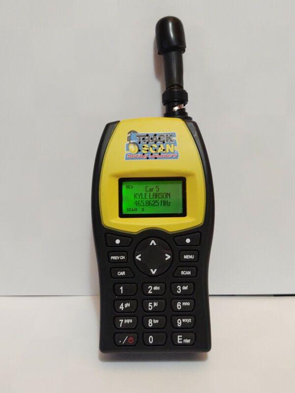 Track Scan Pocket Edge Rugged Race Scanner W/Headset