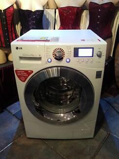 MASSIVE 10kg LG Front Load Washing Machine Ferny Hills Brisbane North West Preview