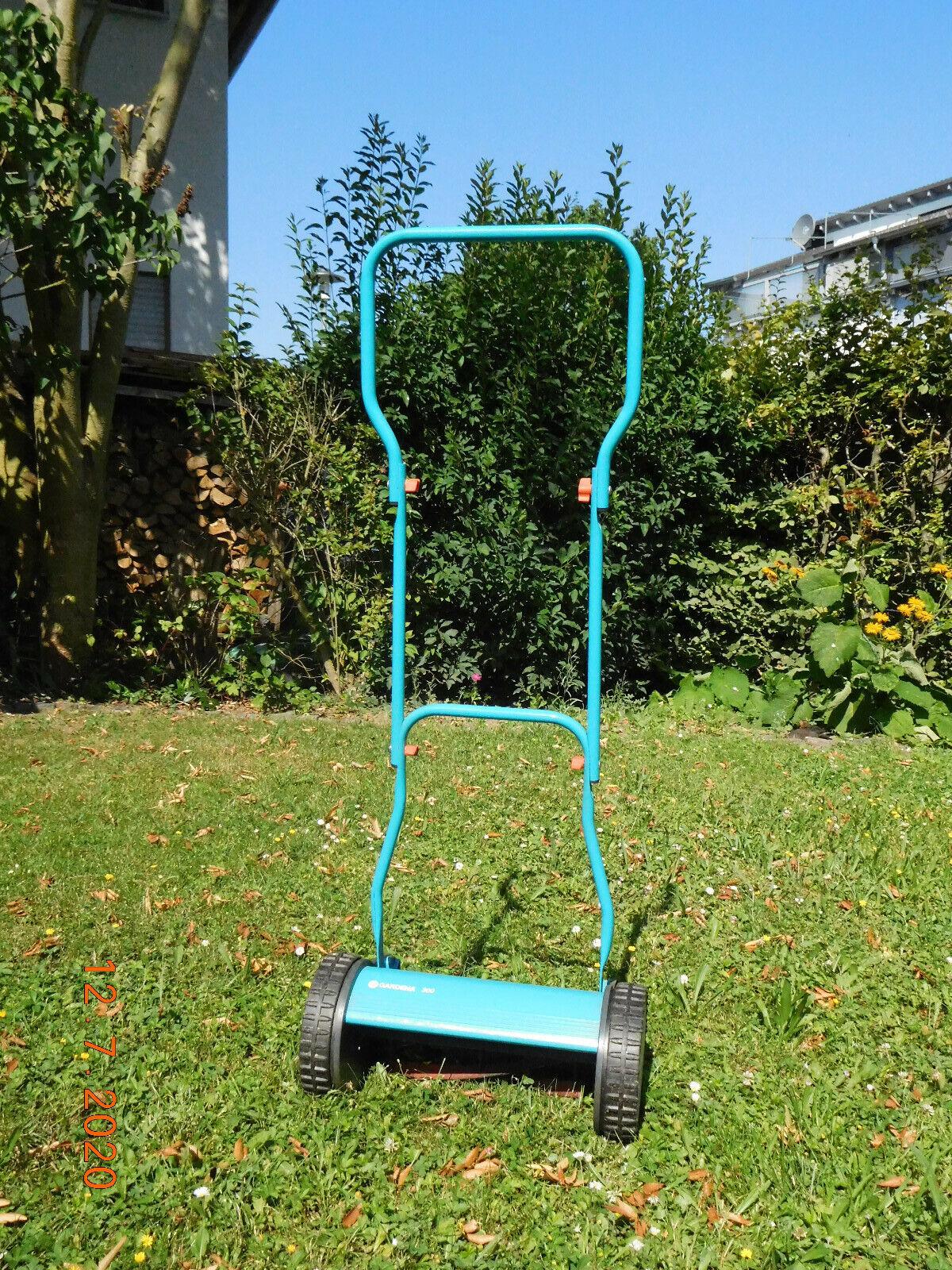 Gardena 300 Spindel-Handrasenmäher  Arbeitsbreite 30 cm