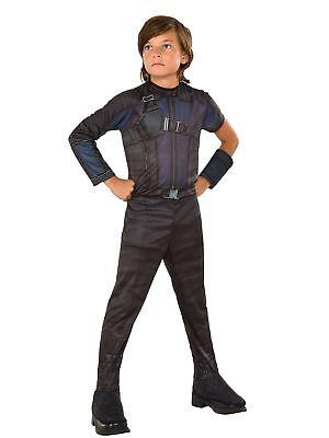 Marvel Captain America Hawkeye Dress Up Costume Kids Size S ()