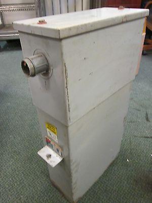 Fpe Cornell Dubilier Power Capacitor Icc1050f33 480v 50kvar 3ph 60hz Used