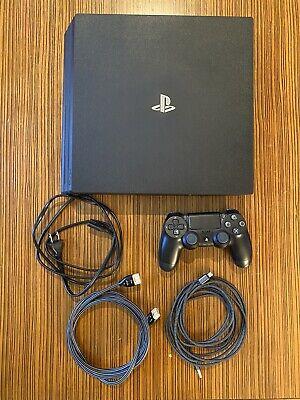 Sony PlayStation 4 Pro 1TB 4K Console - Jet Black