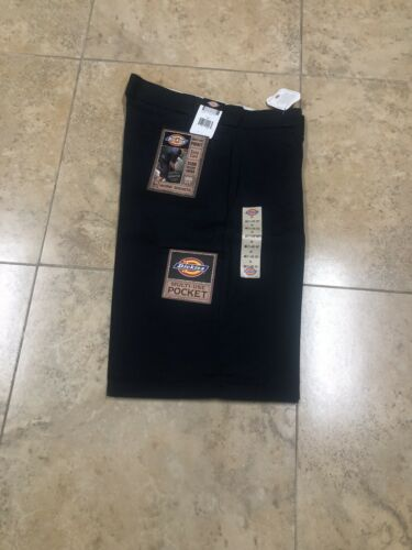 "Dickies 13"" Work Shorts Men's 34 Waist Navy Easy Care St"