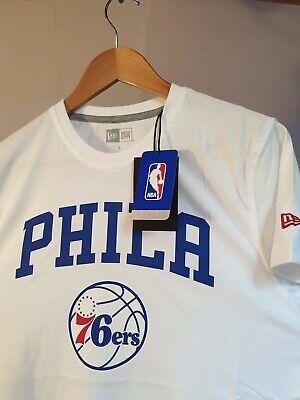 New Era NBA Philadelphia 76ers Team Logo T-Shirt