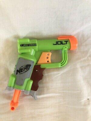 Nerf N-strike Elite Zombie Strike Jolt Pistol Blaster