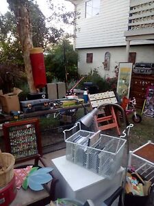 HUGE GARAGE SALE  THIS SAT 24 JUNE 7 AM - 2PM BORONIA HEIGHTS Boronia Heights Logan Area Preview