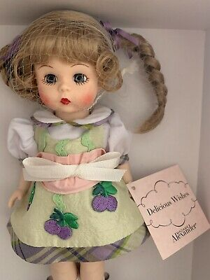 Madame Alexander Doll Delicious Wishes In  Collectors Box 41970 2006