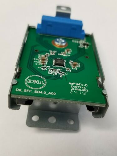 NEW Dell card reader TT15C SD4.0 to Optiplex 3070, 3060, 5060 or 7040 SFF