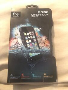 Brand new iPhone 5/5s lifeproof case