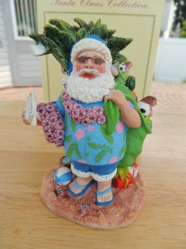The International Santa Claus Collection - Maui - #SC108 - original box - 2008
