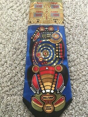 PINBALL MACHINE TIE WILLIAMS GOTTLIEB BALLY