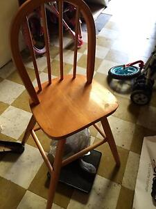 Chair for 3 yo kids Mayfield Launceston Area Preview