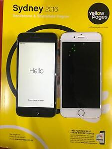 iphone 6 64gb used excellent condition unlocked with warrenty Ashfield Ashfield Area Preview