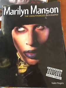 Marilyn Manson The Unauthorized Biography