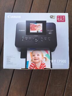 Canon Selphy CP900 WiFi printer